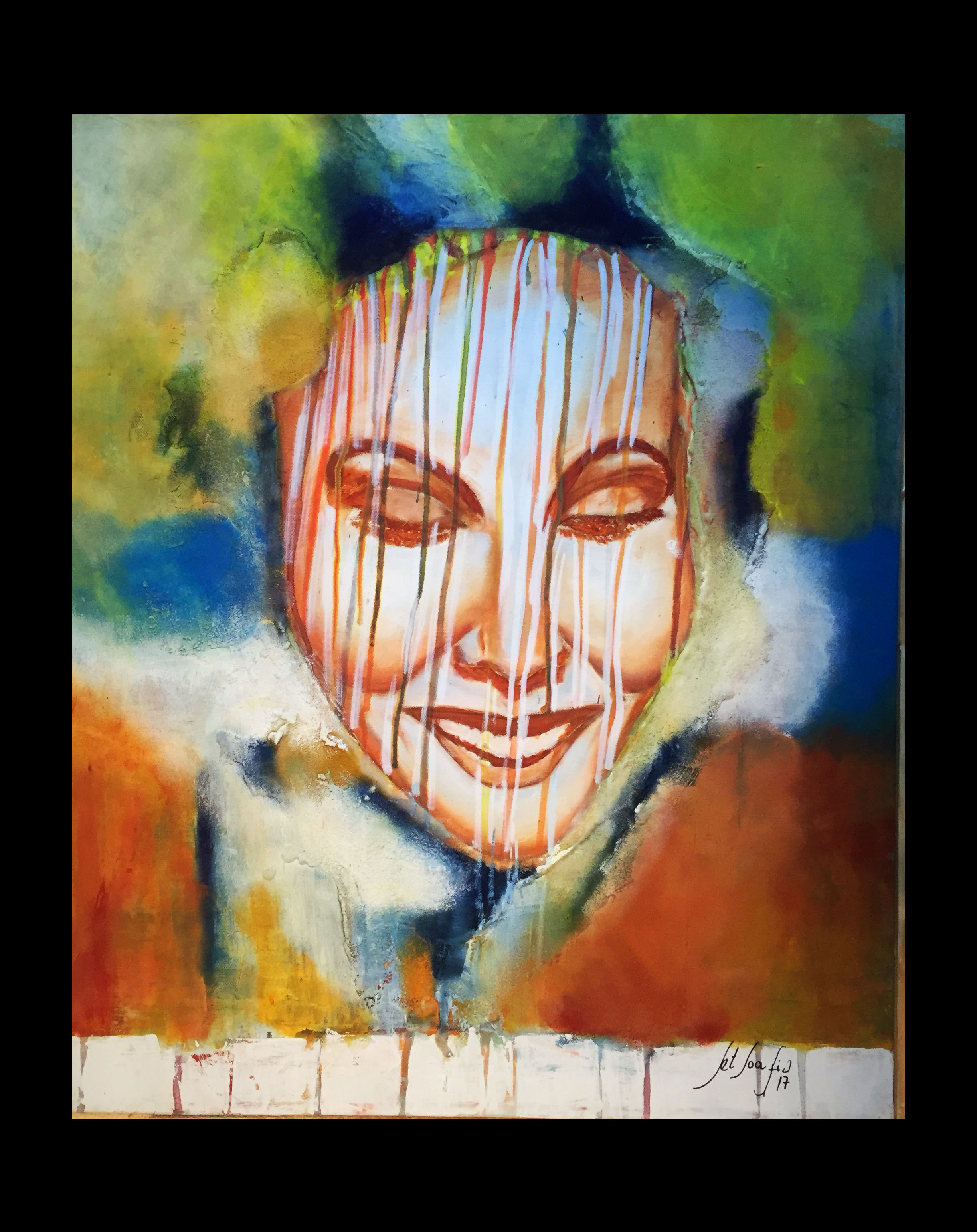 Site Des Artistes Peintres 2016-2018 | artiste peintre togolais